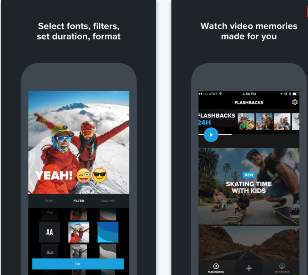 migliori app di editing video 2017