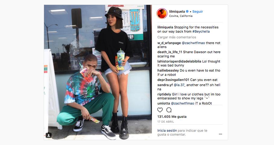 influencer di cgi instagram Lil Miquela e Blawko 22