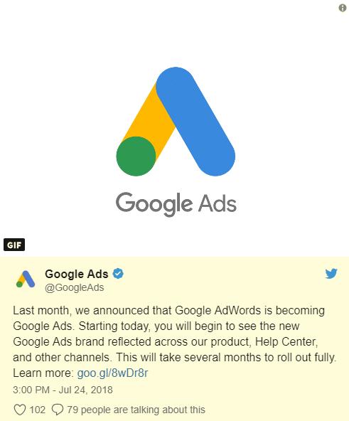 google ads twitter