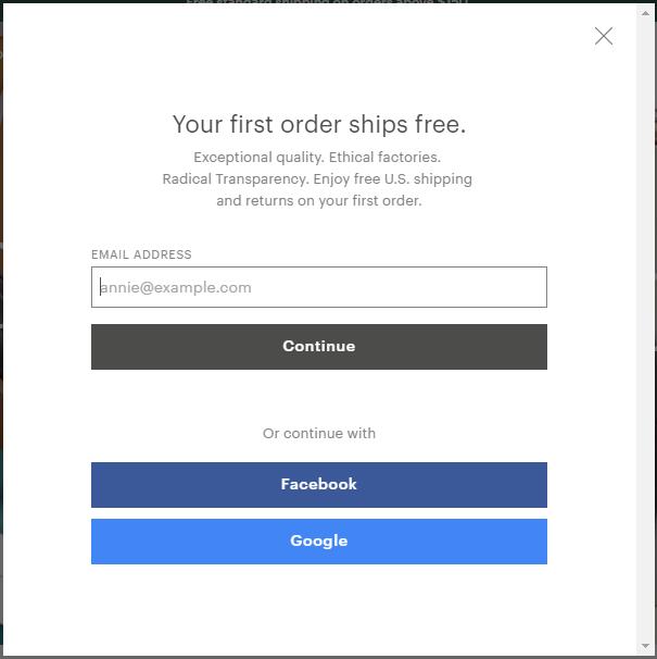 Usa i popup per ottenere più clienti
