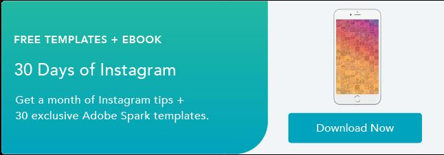 30 giorni di instagram
