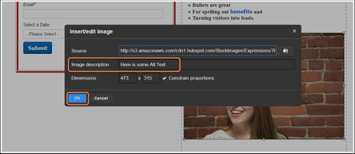 "add-alt-text.png ""width ="" 690 ""height ="" 301 ""srcset ="" https://blog.hubspot.com/hs-fs/hubfs/add-alt-text.png?t=1535436625787&width=345&height = 151 & name = add-alt-text.png 345w, https://blog.hubspot.com/hs-fs/hubfs/add-alt-text.png?t=1535436625787&width=690&height=301&name=add-alt-text. png 690w, https://blog.hubspot.com/hs-fs/hubfs/add-alt-text.png?t=1535436625787&width=1035&height=452&name=add-alt-text.png 1035w, https: // blog. hubspot.com/hs-fs/hubfs/add-alt-text.png?t=1535436625787&width=1380&height=602&name=add-alt-text.png 1380w, https://blog.hubspot.com/hs-fs/hubfs /add-alt-text.png?t=1535436625787&width=1725&height=753&name=add-alt-text.png 1725w, https://blog.hubspot.com/hs-fs/hubfs/add-alt-text.png? t = 1535436625787 & width = 2070 & height = 903 & name = add-alt-text.png 2070w ""sizes ="" (larghezza massima: 690px) 100vw, 690px"