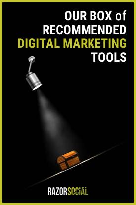 Strumenti di marketing digitale