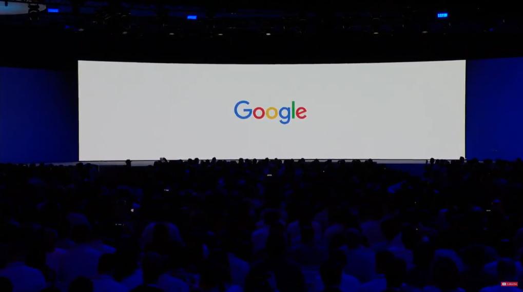 Keynote di Google