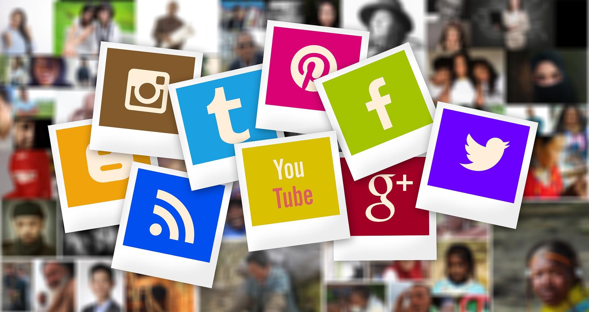 Stai posizionando le tue icone di social media correttamente?