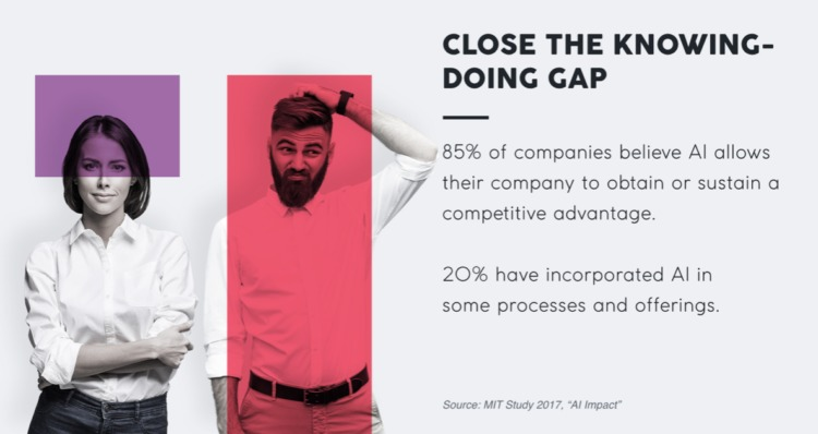 ecommerce ai chiudendo il gap di conoscenza