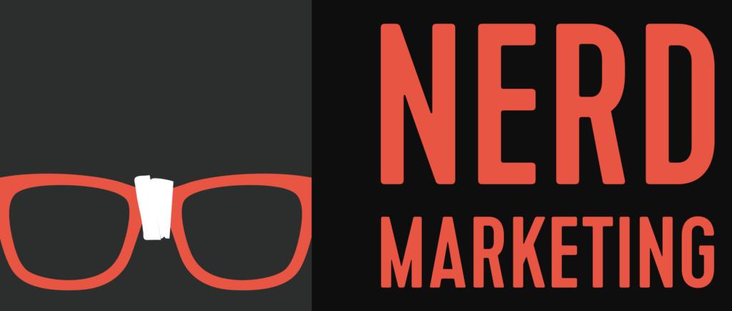 Il logo Nerd Marketing Podcast.