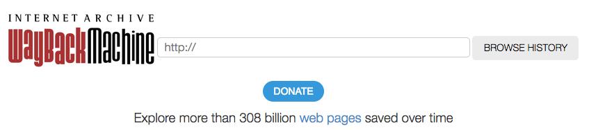 """Wayback Machine website banner and search bar"""" title=""""waybackbanner.png"""" caption=""""false"""" srcset=""""https://blog.hubspot.com/hs-fs/hubfs/waybackbanner.png?t=1535793460752&width=424&name=waybackbanner.png 424w, https://blog.hubspot.com/hs-fs/hubfs/waybackbanner.png?t=1535793460752&width=847&name=waybackbanner.png 847w, https://blog.hubspot.com/hs-fs/hubfs/waybackbanner.png?t=1535793460752&width=1271&name=waybackbanner.png 1271w, https://blog.hubspot.com/hs-fs/hubfs/waybackbanner.png?t=1535793460752&width=1694&name=waybackbanner.png 1694w, https://blog.hubspot.com/hs-fs/hubfs/waybackbanner.png?t=1535793460752&width=2118&name=waybackbanner.png 2118w, https://blog.hubspot.com/hs-fs/hubfs/waybackbanner.png?t=1535793460752&width=2541&name=waybackbanner.png 2541w"""" sizes=""""(max-width: 847px) 100vw, 847px"""