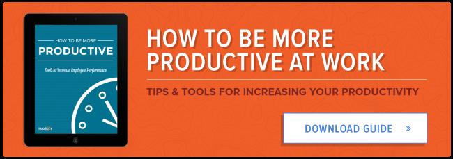 Guida alla produttività