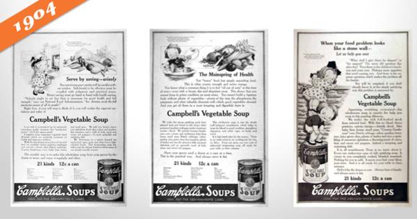 di pubblicità-campbells