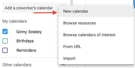 "Menu a discesa per creare un nuovo calendario in Google Calendar ""width ="" 459 ""style ="" width: 459px; blocco di visualizzazione; margin-left: auto; margin-right: auto; ""srcset ="" https://blog.hubspot.com/hs-fs/hubfs/create-new-calendars.png?t=1536571987949&width=230&name=create-new-calendars.png 230w, https : //blog.hubspot.com/hs-fs/hubfs/create-new-calendars.png? t = 1536571987949 & width = 459 & name = create-new-calendars.png 459w, https://blog.hubspot.com/hs- fs / hubfs / create-new-calendars.png? t = 1536571987949 & width = 689 & name = create-new-calendars.png 689w, https://blog.hubspot.com/hs-fs/hubfs/create-new-calendars.png ? t = 1536571987949 & width = 918 & name = create-new-calendars.png 918w, https://blog.hubspot.com/hs-fs/hubfs/create-new-calendars.png?t=1536571987949&width=1148&name=create-new- calendars.png 1148w, https://blog.hubspot.com/hs-fs/hubfs/create-new-calendars.png?t=1536571987949&width=1377&name=create-new-calendars.png 1377w ""sizes ="" (max. larghezza: 459 px) 100vw, 459 px"
