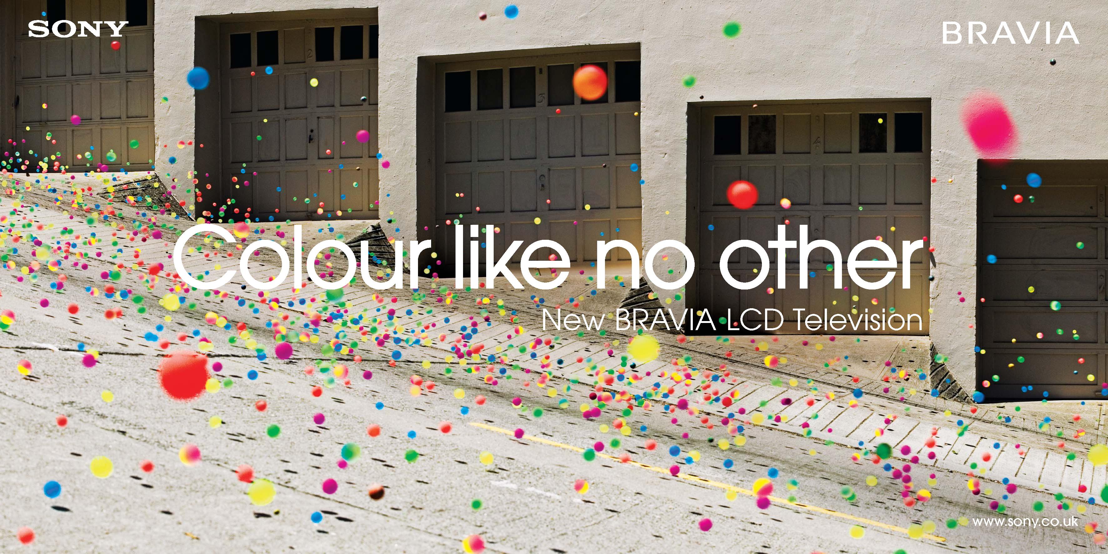 colore come nessun altro