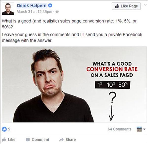 commentare ad esempio ad esempio Messenger