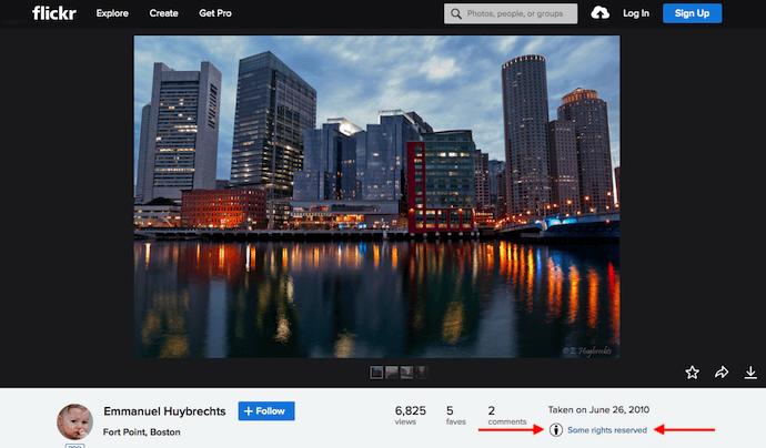Immagine di Boston su Flickr sotto la licenza Creative Commons Attribution