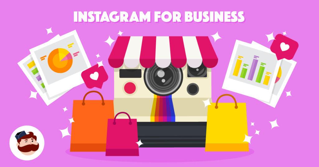 Instagram per guida aziendale