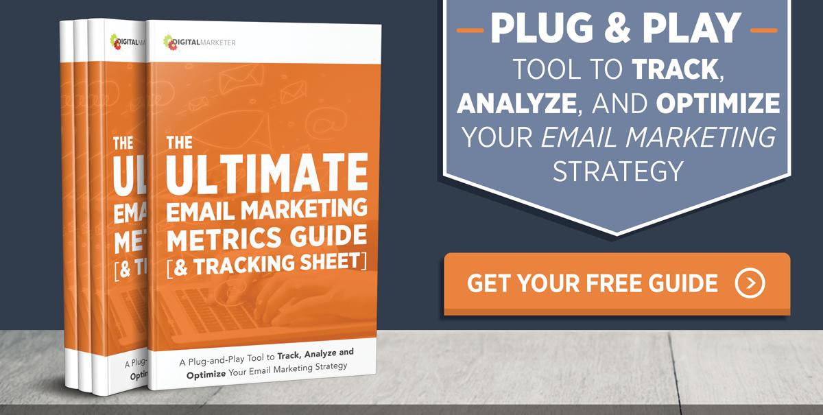 Ottieni la tua guida gratuita per tracciare, analizzare e ottimizzare la tua strategia di email marketing.
