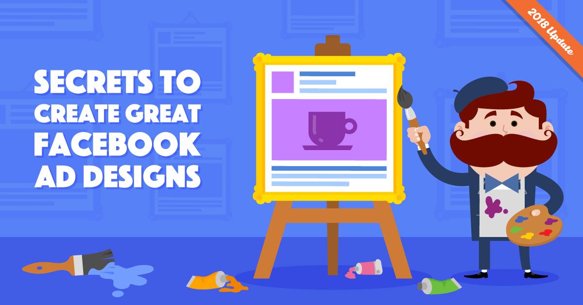 design di annunci di Facebook