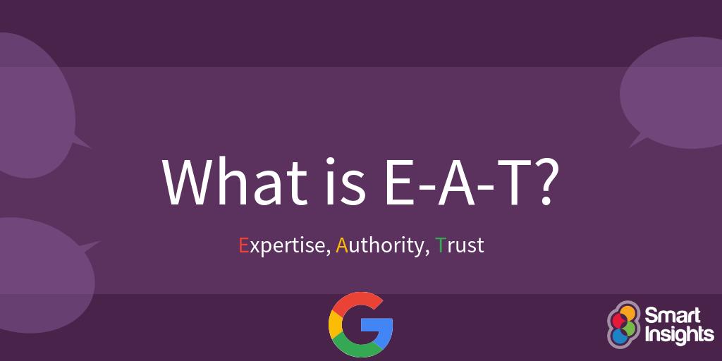 Segnali EAT - Google