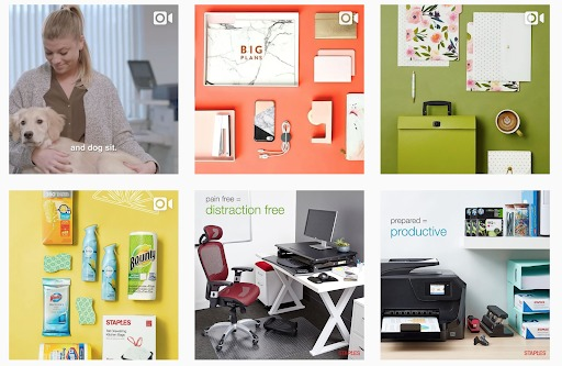 instagram marketing staples