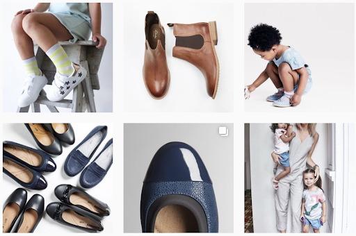 instagram marketing clarks austrialia