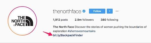 instagram marketing la parete nord