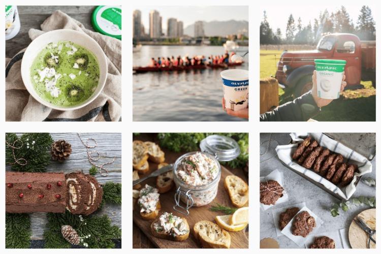 instagram marketing latteria olimpica