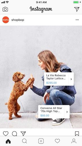 instagram marketing shoppable