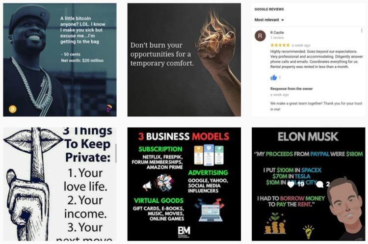 instagram marketing hashtags entrepreneurial
