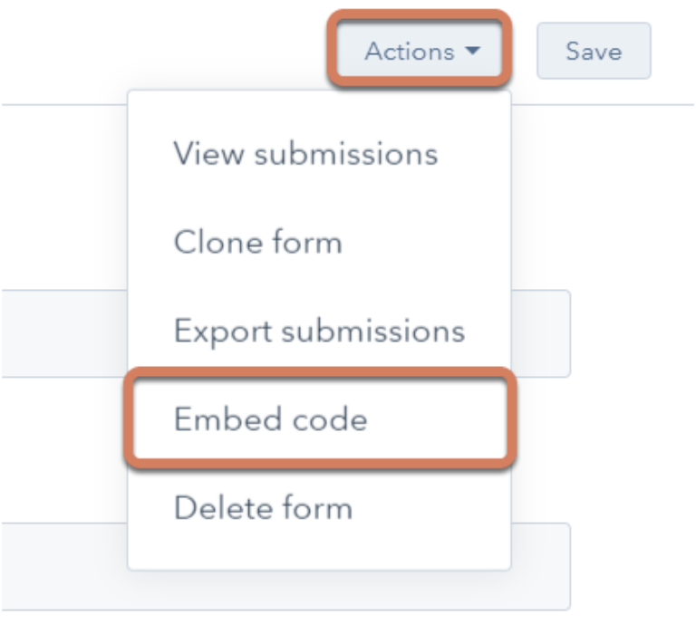 -Web-form incorporare