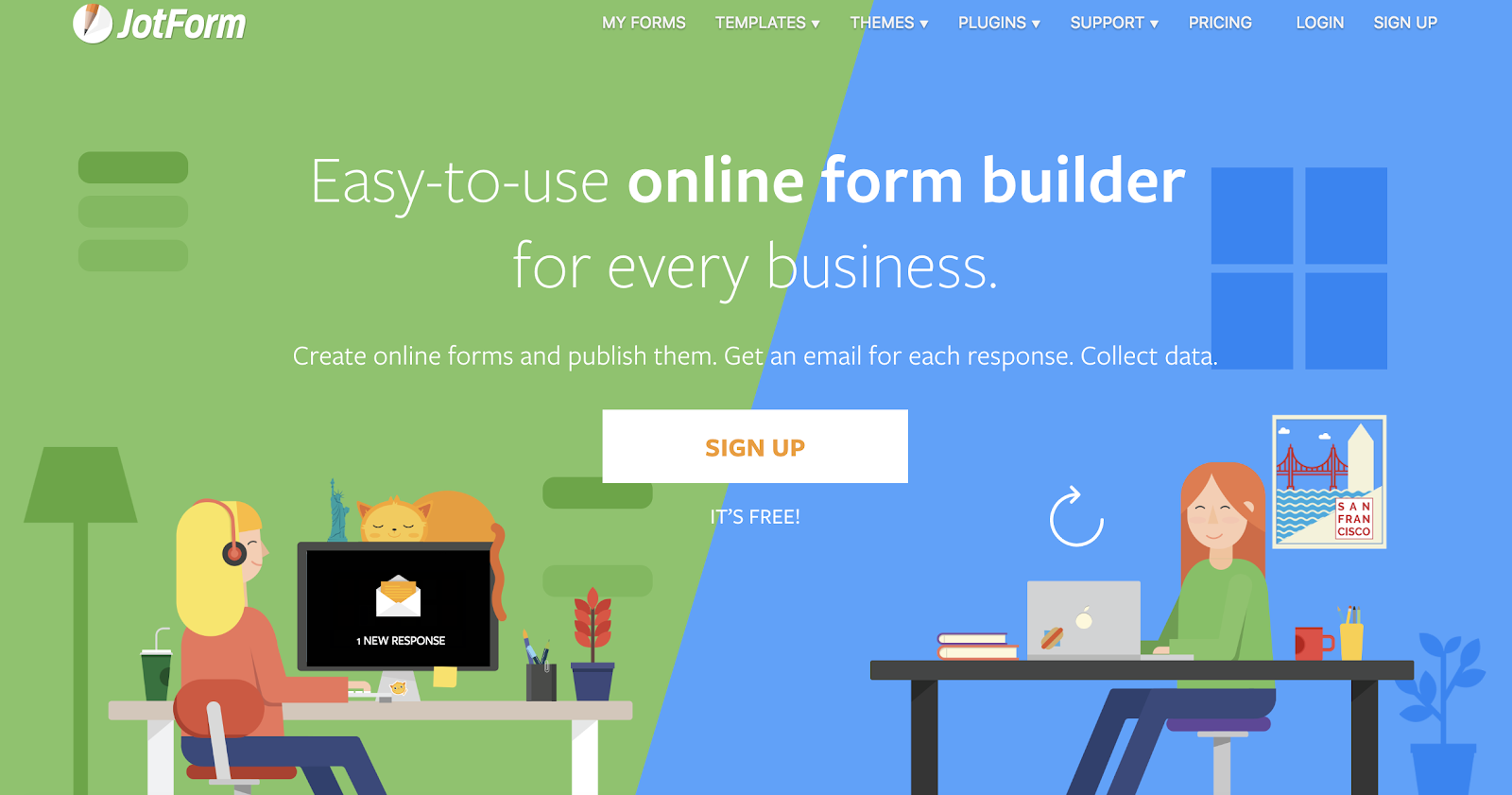 JotForm-form-builder