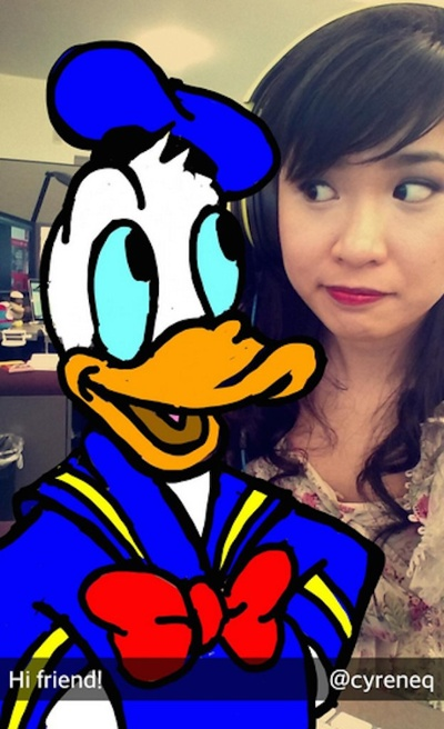 """Incredibile disegno Snapchat di Paperino """"title ="""" donald-duck-snapchat.png """"width ="""" 400 """"data-constrained ="""" true """"style ="""" width: 400px; """"srcset ="""" https://blog.hubspot.com /hs-fs/hubfs/donald-duck-snapchat.png?t=1539571477767&width=200&name=donald-duck-snapchat.png 200w, https://blog.hubspot.com/hs-fs/hubfs/donald-duck- snapchat.png? t = 1539571477767 & width = 400 & name = donald-duck-snapchat.png 400w, https://blog.hubspot.com/hs-fs/hubfs/donald-duck-snapchat.png?t=1539571477767&width=600&name=donald -duck-snapchat.png 600w, https://blog.hubspot.com/hs-fs/hubfs/donald-duck-snapchat.png?t=1539571477767&width=800&name=donald-duck-snapchat.png 800w, https: / /blog.hubspot.com/hs-fs/hubfs/donald-duck-snapchat.png?t=1539571477767&width=1000&name=donald-duck-snapchat.png 1000w, https://blog.hubspot.com/hs-fs/ hubfs / donald-duck-snapchat.png? t = 1539571477767 & width = 1200 & name = donald-duck-snapchat.png 1200w """"sizes ="""" (larghezza massima: 400px) 100vw, 400px"""