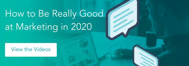 Come essere veramente bravi nel marketing nel 2020