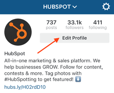 "instagram-edit-profile-1.png ""title ="" instagram-edit-profile-1.png ""width ="" 400 ""data-constrained ="" true ""style ="" width: 400px; ""srcset ="" https: // blog.hubspot.com/hs-fs/hubfs/instagram-edit-profile-1.png?t=1539673814433&width=200&name=instagram-edit-profile-1.png 200w, https://blog.hubspot.com/hs -fs / hubfs / instagram-edit-profile-1.png? t = 1539673814433 & width = 400 & name = instagram-edit-profile-1.png 400w, https://blog.hubspot.com/hs-fs/hubfs/instagram- edit-profile-1.png? t = 1539673814433 & width = 600 & name = instagram-edit-profile-1.png 600w, https://blog.hubspot.com/hs-fs/hubfs/instagram-edit-profile-1.png ? t = 1539673814433 & width = 800 & name = instagram-edit-profile-1.png 800w, https://blog.hubspot.com/hs-fs/hubfs/instagram-edit-profile-1.png?t=1539673814433&width=1000&name= instagram-edit-profile-1.png 1000w, https://blog.hubspot.com/hs-fs/hubfs/instagram-edit-profile-1.png?t=1539673814433&width=1200&name=instagram-edit-profile-1 .png 1200w ""sizes ="" (larghezza massima: 400px) 100vw, 400px"