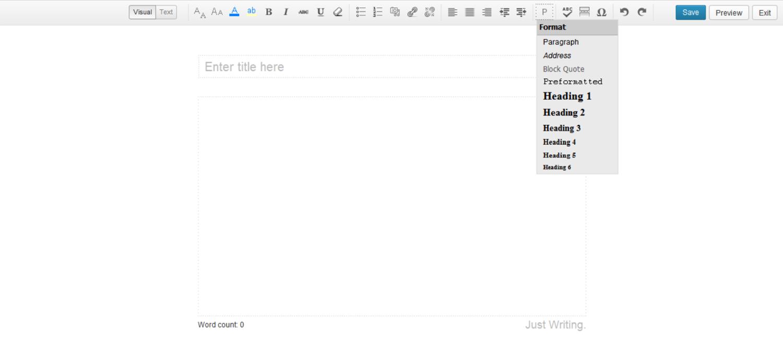 just-scrittura-wordpress-plugin