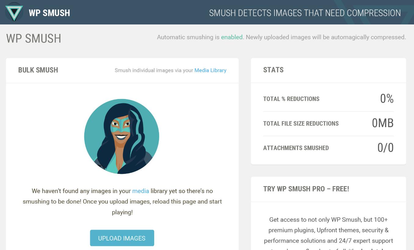 Smush-wordpress-plugin