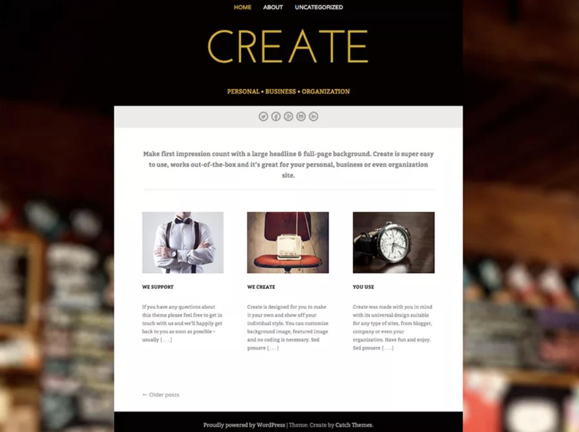 creare-wordpress-tema