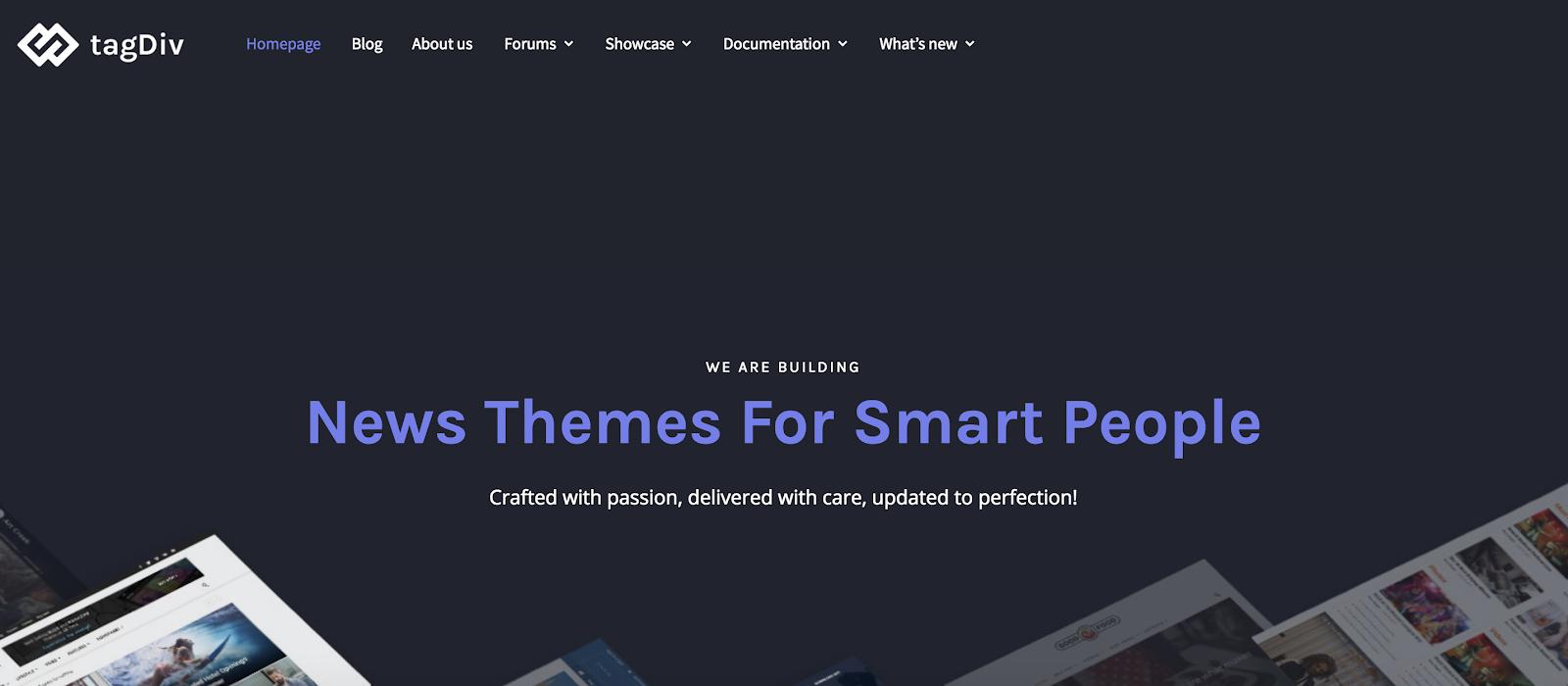 tagdiv-wordpress-tema