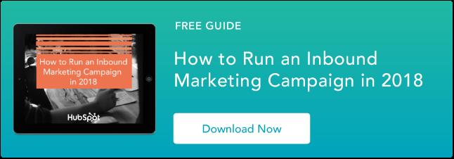 Come eseguire una campagna di marketing in entrata
