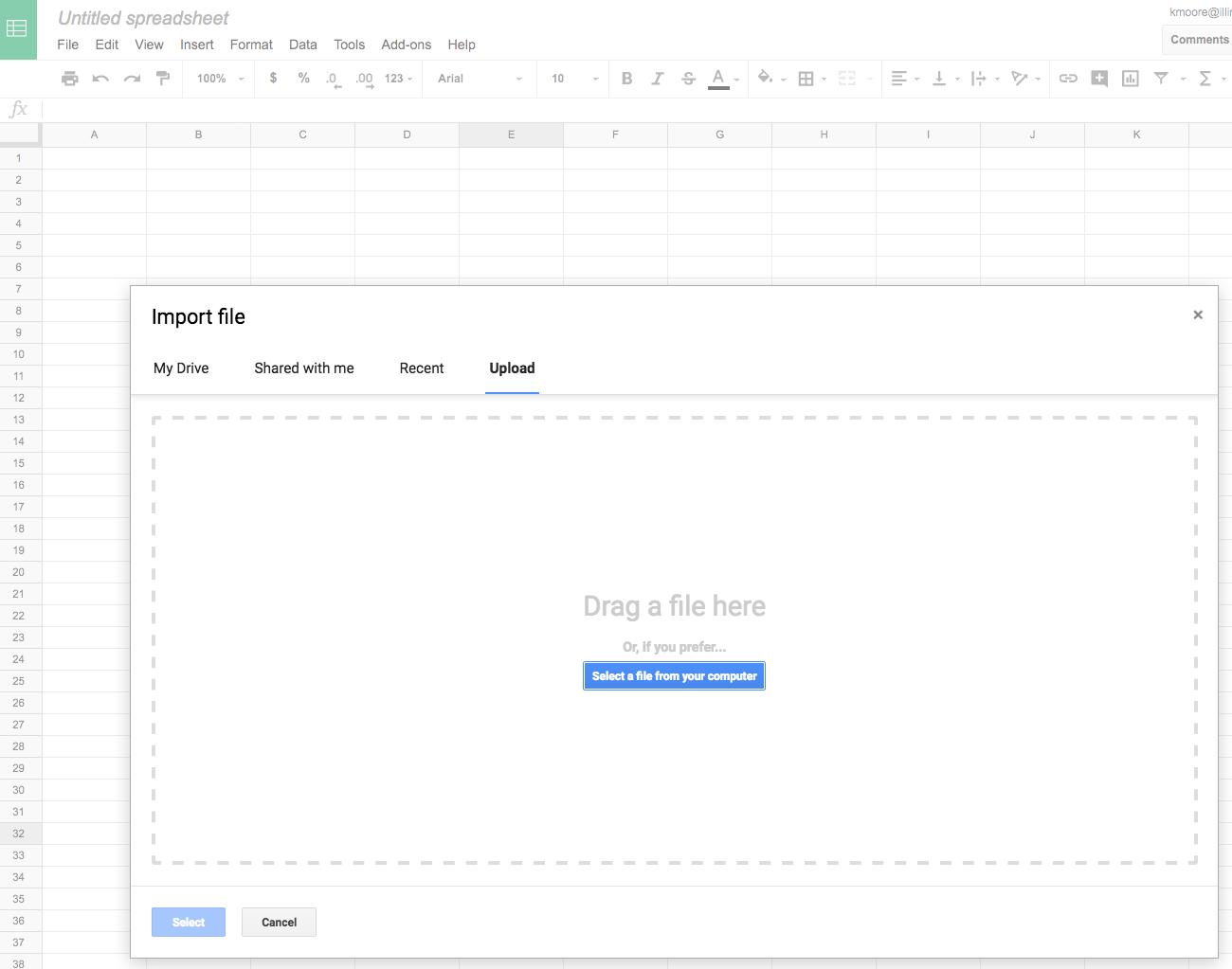 google-sheets-import-lima