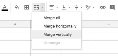 google-sheets-unione-cellule