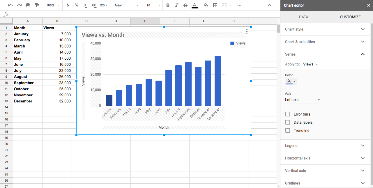google-sheets-creare-chart