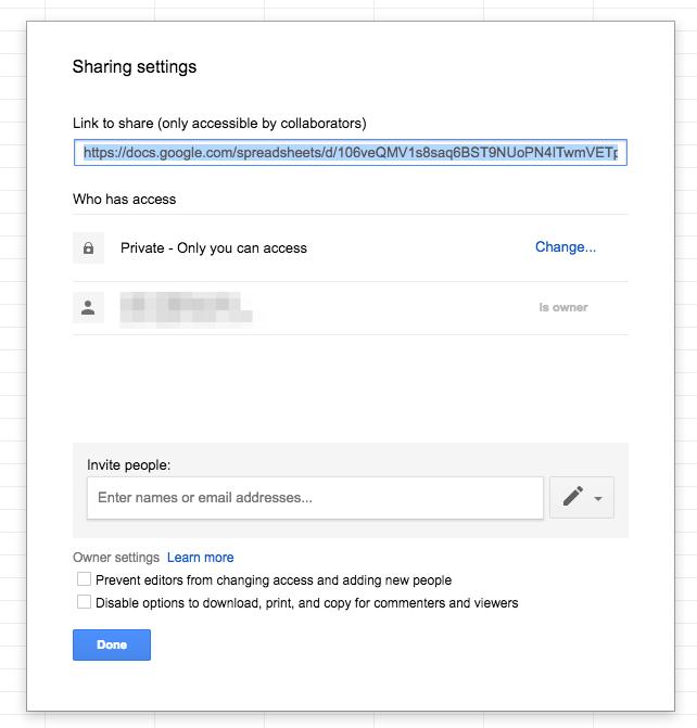 google-sheets-sharing-settings
