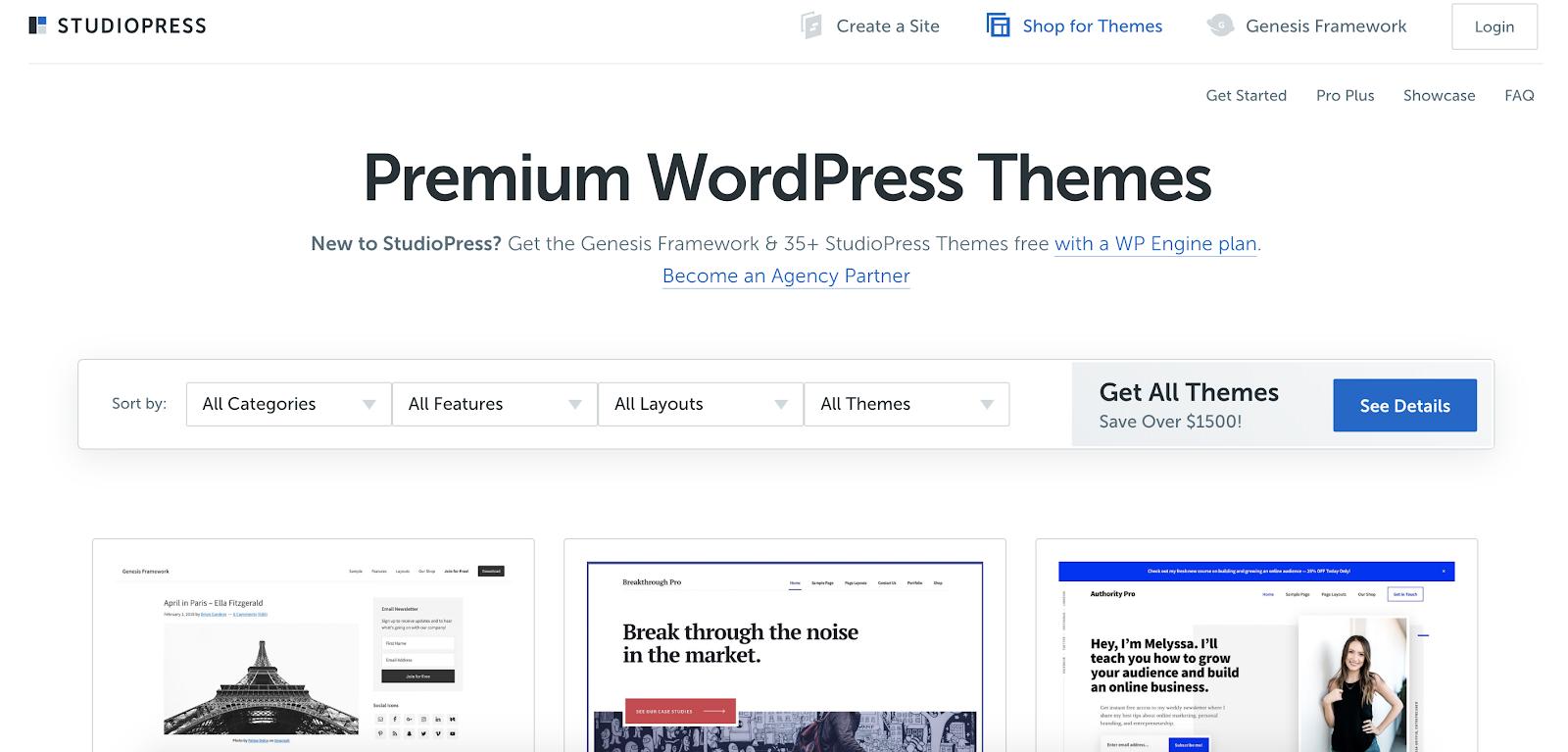 StudioPress-wordpress-tema