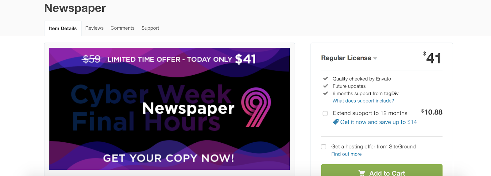 giornale-wordpress-tema