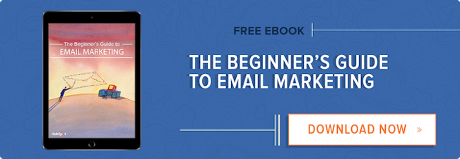 Download gratuito Guida per principianti all'e-mail marketing