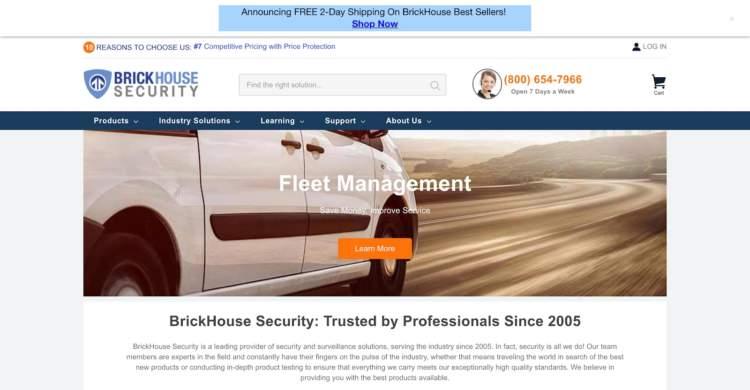 marchi di e-commerce innovativi sicurezza casa di mattoni