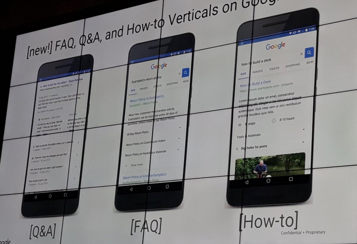 Google nuove funzionalità di ricerca