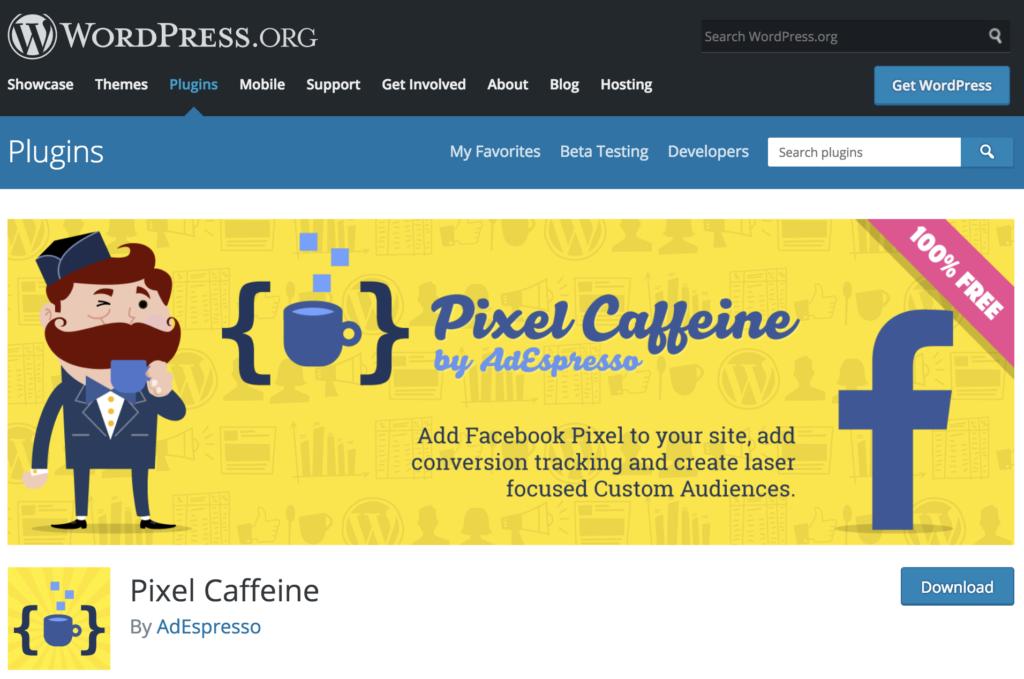 caffeina pixel