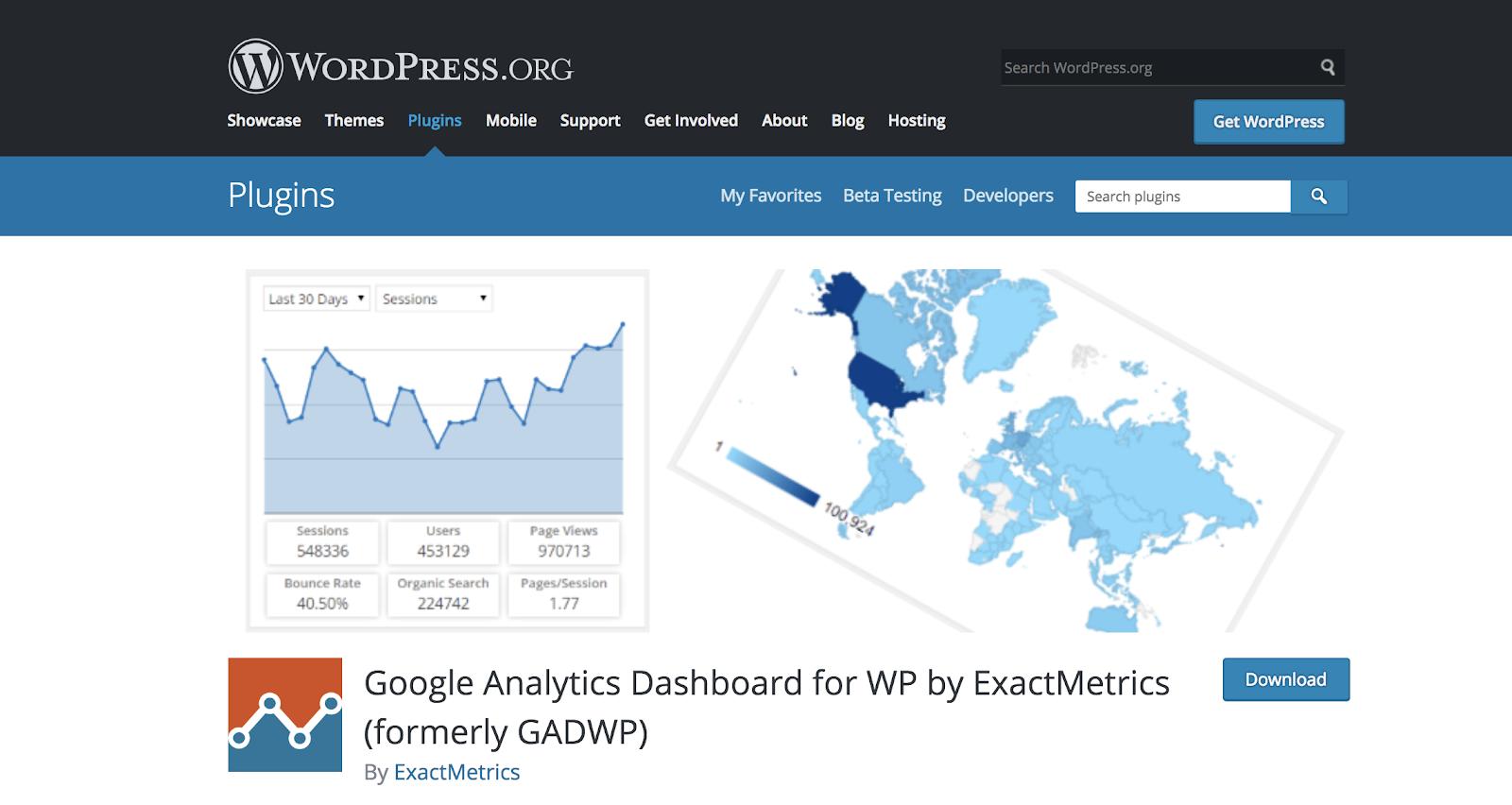 google-analytics-cruscotto-per-wp