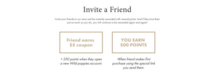 le strategie di fidelizzazione dei clienti invitano un amico